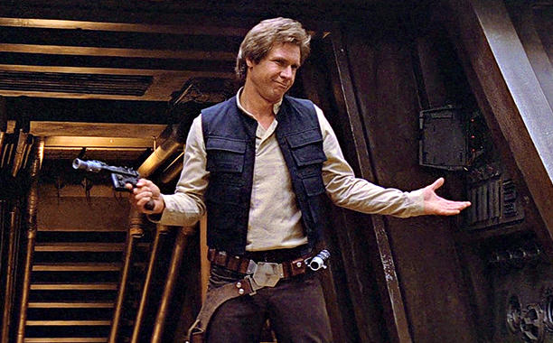 han solo what problem