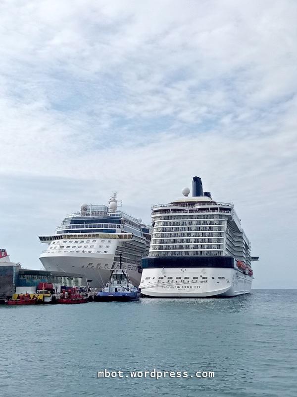 dua kapal