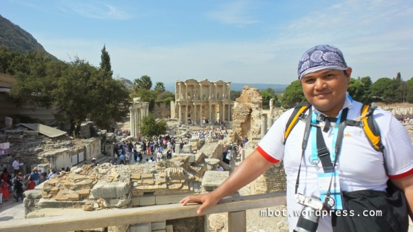 ephesus from above