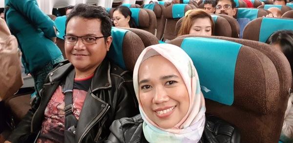 dalam pesawat